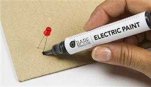 Nontoxic electrically conductive paint pen!