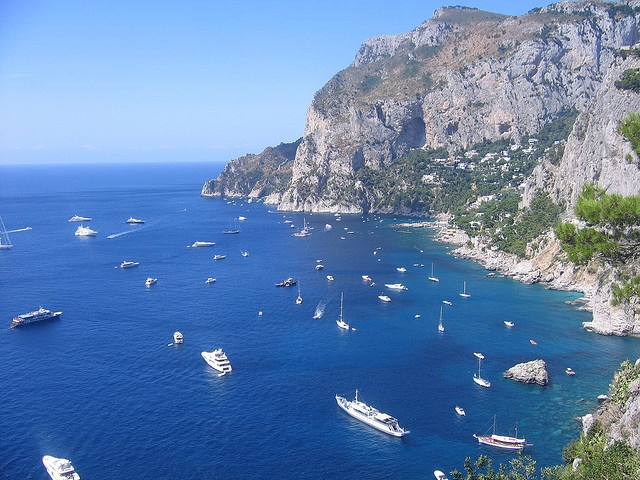 Oo been to Capri & have a very similar pic!