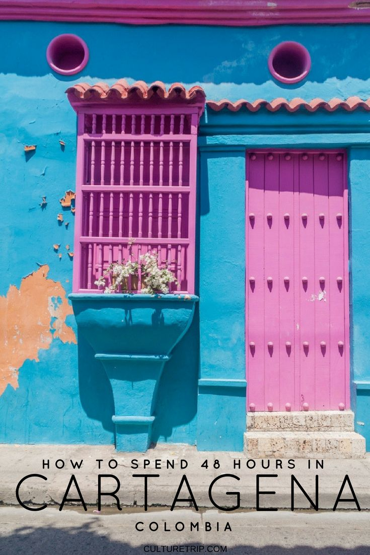 How to Spend 24 Hours in Cartagena, Colombia Pinterest:@theculturetrip