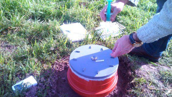 ¿Cómo medimos el efecto de las #algas en el #suelo?