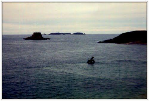 Saint-Malo, 1992