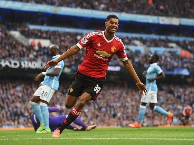 Result: Marcus Rashford fires Manchester United to derby glory #Manchester_United #Manchester_City #Football