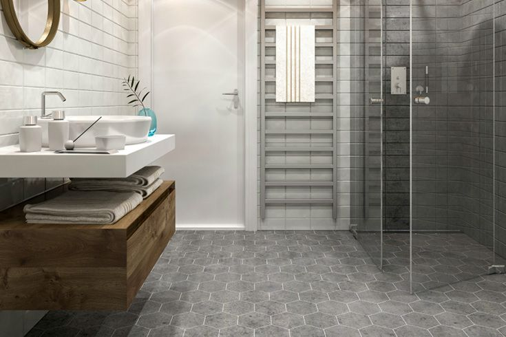 2020 Tile Flooring Trends 21 Contemporary Tile Flooring Ideas Flooring Inc In 2020 Flooring Trends Bathroom Trends Floor Tile Design