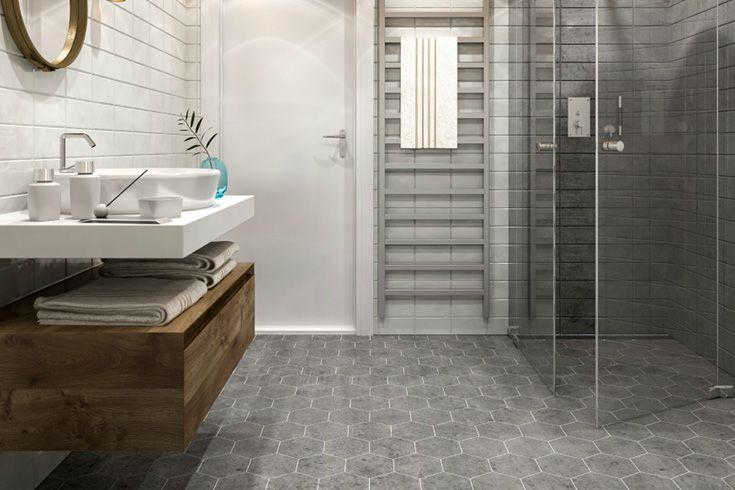 2020 Tile Flooring Trends 21 Contemporary Tile Flooring Ideas Flooring Inc In 2020 Flooring Trends Bathroom Trends Floor Tile Design
