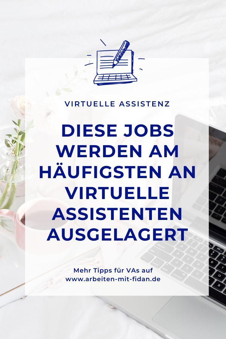 Top 10 Services Fur Virtuelle Assistenten Online Geld Verdienen Tipps Geld Verdienen