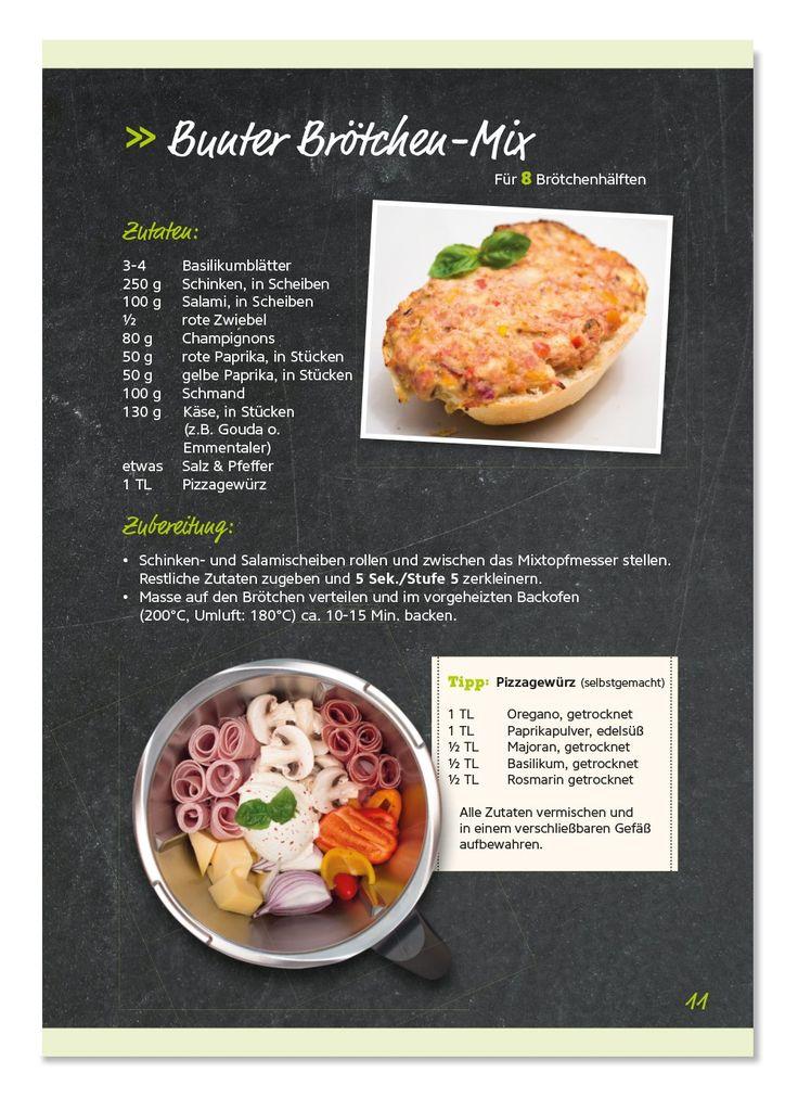5 Sek./Stufe 5: Köstliche Beläge für warme Snacks aus dem Thermomix: Amazon.de: Corinna Wild: Bücher