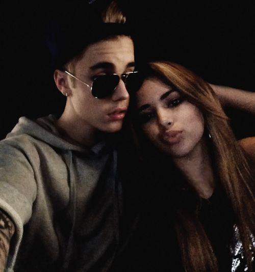 Jasmine Villegas And Justin Bieber 2013