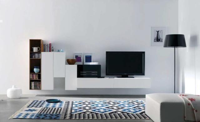 Sencillo y práctico Mueble de Salón - Zb muebles Zaragoza