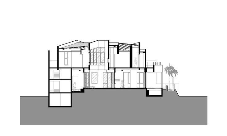 Gallery of IPCW Residence / Ivan Priatman Architecture - 24