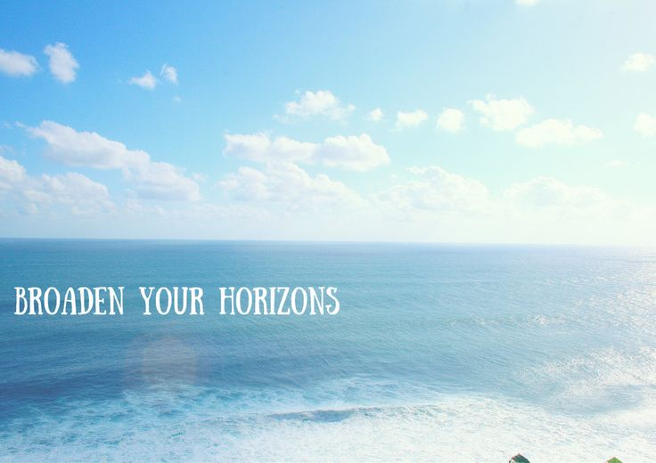 BROADEN YOUR HORIZONS | Travel Inspiration di TheItalianWanderer su Etsy