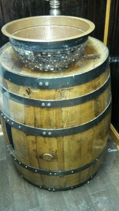 69 Best Images About Bourbon Barrels On Pinterest