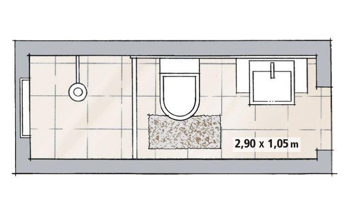 O banheiro carioca de 3 m² foi atualizado e, com algumas mudanças hidráulicas, tornou-se acessível ao pequeno Arthur, dono do pedaço.