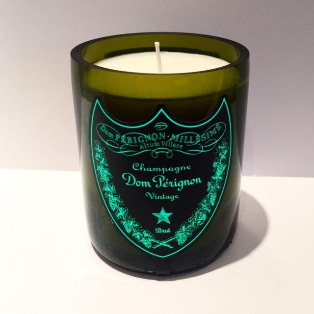 CC DP Luminous Candle / CHAMPAGNE CHARLIE london