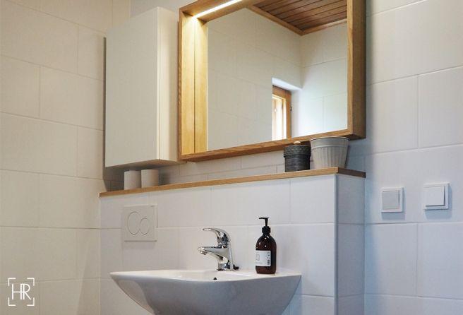 Yksityiskodin kylpyhuone | HEIDI RISKU