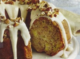 Hummingbird Bundt Cake Recipe