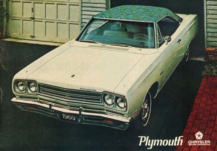 1969 Plymouth Road Runner, GTX, Satellite and Belveder