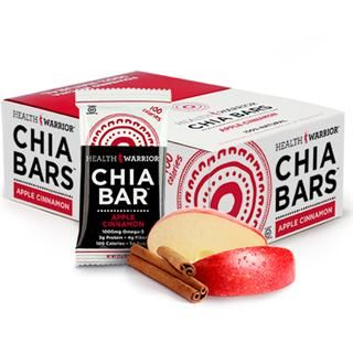 Health Warrior | Store apple cinnamon chia bars
