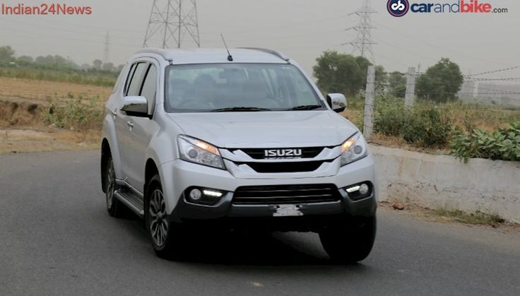 Isuzu Motors Announces Price Hike From January 1, 2018