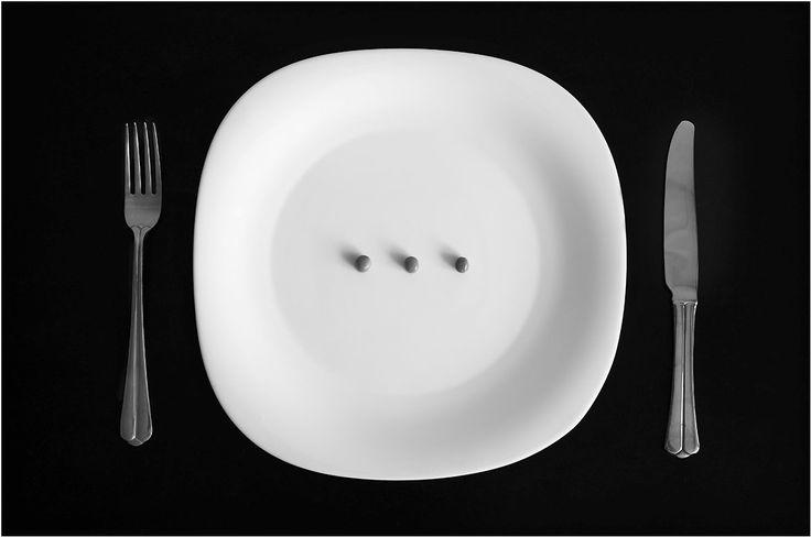 """""""Триразове харчування"""", або """"Три крапки дієти"""""""