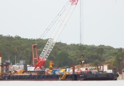 MDT 1802 BARGE - Polaris Marine For more details visit: http://seacogs.com/Vessels/Vessel?ID=162 #SEACOGS #Barges