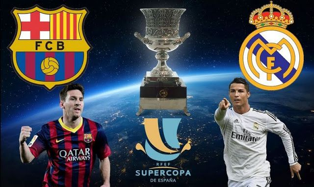 VER BARCELONA VS REAL MADRID EN VIVO 13 DE AGOSTO FINAL SUPERCOPA DE ESPAÑA ONLINE