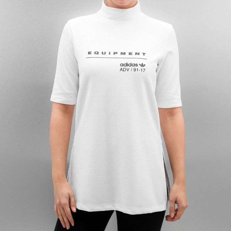 #Damen adidas Frauen Pullover Mesh Shortsleeve in weiß, 04057288365112