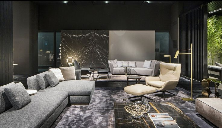 italian design brands at imm cologne 2016 minotti by rodolfo dordoni inspiration paris and. Black Bedroom Furniture Sets. Home Design Ideas