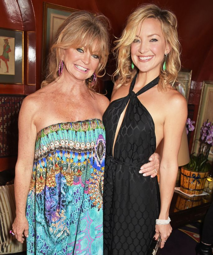 Kate Hudson's Easter 'Gram Proves Goldie Hawn Is the Best Grandma Ever from InStyle.com