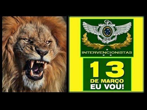 """CHEGA ! É 13 DE MARÇO ! """"MANIFESTAÇÃO NACIONAL """" """" LOCAIS """""""