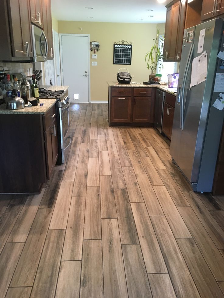 saddle brook farmhouse wood tile daltile wood tile floors wood tile floor kitchen wood tile on farmhouse kitchen tile floor id=33254