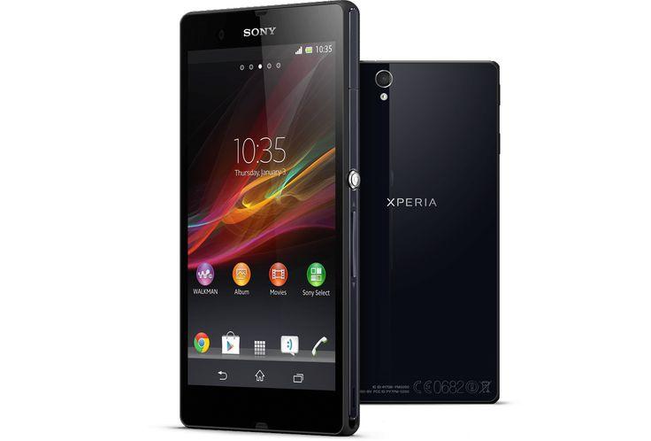 Xperia Z, lo mejor de Sony en un smartphone con pantalla ultra nítida y súper brillante.