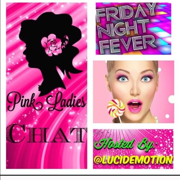 Come join a Fun share group on Friday night Friday night Fever (FNF) is a great share group. You sign up in @pink_ladies_ closet and it is hosted by @lucidemotion you get great exposure because it drawers over 60-75 women a night! please feel free to ask me any questions. Jill Other