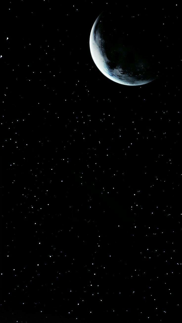 Tu Es Belle Comme La Pleine Lune Et Mon Coeur N Aime Vraiment Que Toi Fond Ecran Fond D Ecran Telephone Ciel Nocturne