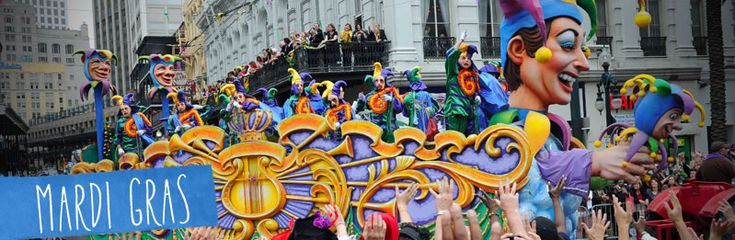 Mardi Gras 2014 falls on Tuesday, March 4  | Parades will begin on February 15th.