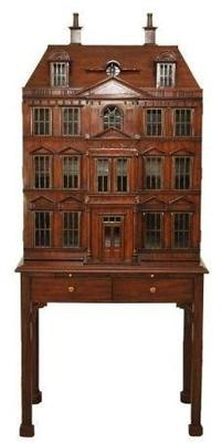 Maitland Smith Cabinet Dollhouse | eBay I want this really bad, it is actually a bar, it lights up on the inside..........