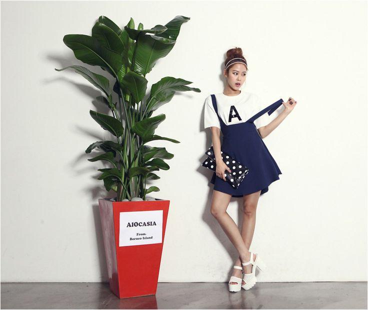 ★2014年 新作 セットアップ Aラインスカート+ホワイトゴロ入りシンプルTシャツ|ROOM - my favorites, my shop 好きなモノを集めてお店を作る