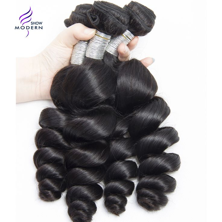 Find More Hair Weaves Information about Modern Show Hair Brazilian Loose Wave 100% Human Hair Bundles Natural Remy Hair Extensions 10'' 28'' 1 Piece Only Free Shipping,High Quality extension natural,China extensions human Suppliers, Cheap extensions remy from Modern Show Hair Products Co.,Ltd. on Aliexpress.com