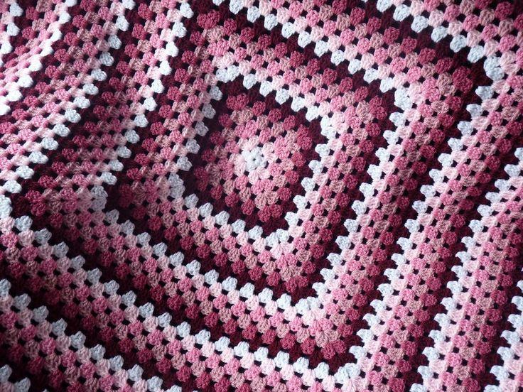 Mejores 24 imágenes de afghan patterns en Pinterest | Mantas de ...