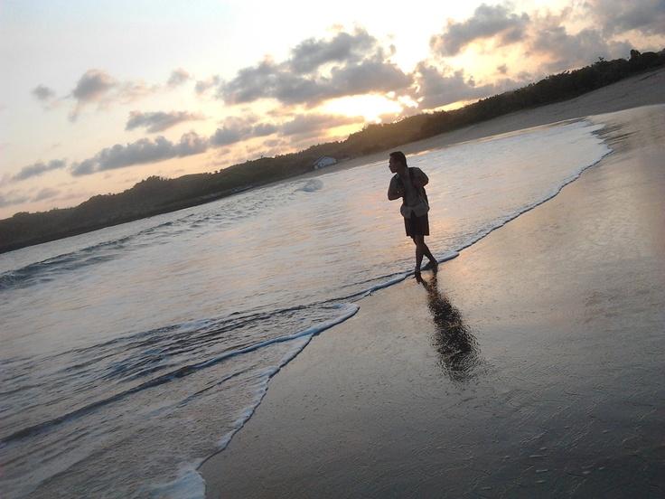 so quiet n peacefull beach