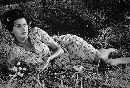 Sophia Loren in Two Women