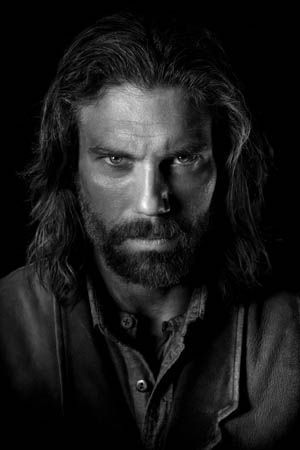 "Anson Mount as Cullen Bohannon in ""Hell on Wheels""...... He is a wonderful looking human being"