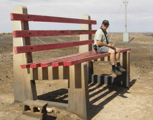 Big Bench, Broken Hill, New South Wales, Australia