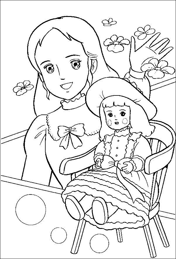Coloriage Princesse Sarah A Colorier Dessin A Imprimer Disney Coloring Pages Coloring Books Coloring Pages