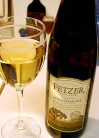 Guwurztraminer...my favorite wine,