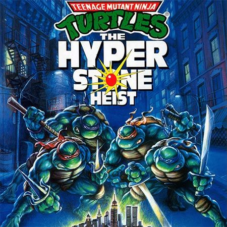 here you can free play teenage mutant ninja turtles the hyperstone heist game online