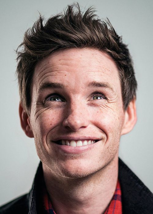 Eddie Redmayne - I adore how expressive this man is!