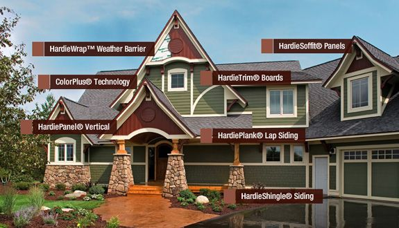 Groovy Home Exterior Finishes Request A Design Collection Siding Sample Largest Home Design Picture Inspirations Pitcheantrous