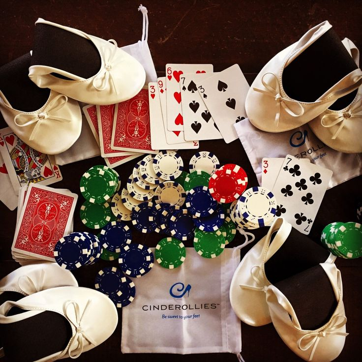 We're all in!! Cinderollies foldable ballet flats are now being carried by Mohegan Sun Casino and Hotel!!