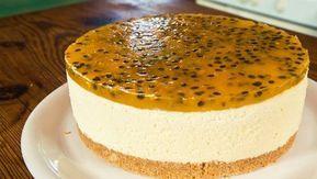 Hoy Luchi nos enseña a hacer una Cheesecake Maracuyá: ¡no vas a poder resistirte a esta combinación de sabores!