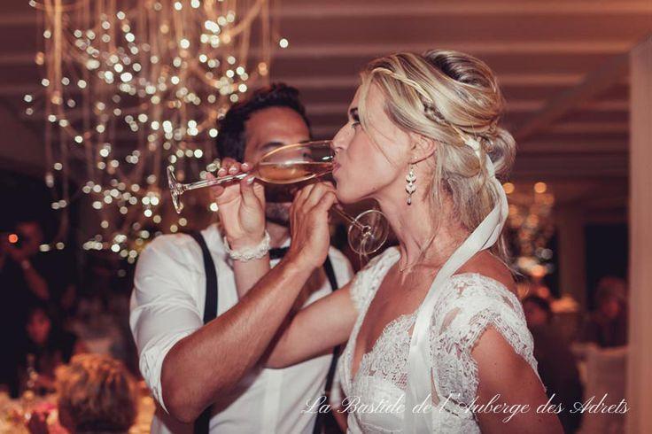 Wedding venue in France #weddinginfrance #Provence #love #fiancées #wedding #dress #flowers #champagne #chic